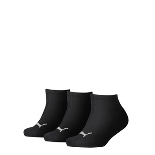 Image PUMA Kids' Invisible Socks 3 pack