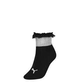 PUMA x SG korte sokken met ruche