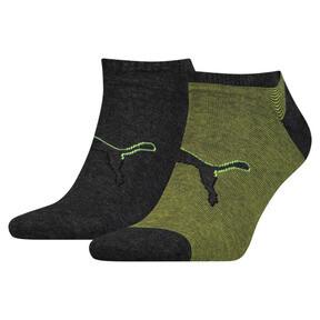 Pack de 2 pares de calcetines tobilleros Big Cat