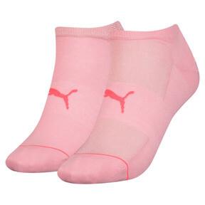 Pack de2 pares de calcetines tobilleros de mujer Radiant