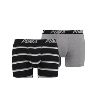 Imagen PUMA Pack de2 bóxers Basic Stripe