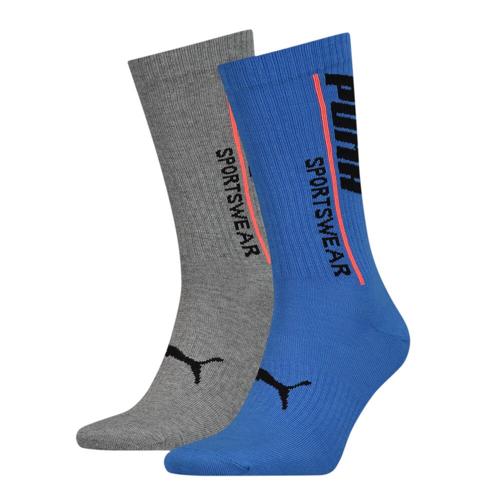 Зображення Puma Шкарпетки PUMA Men Logo Sock 2P #1