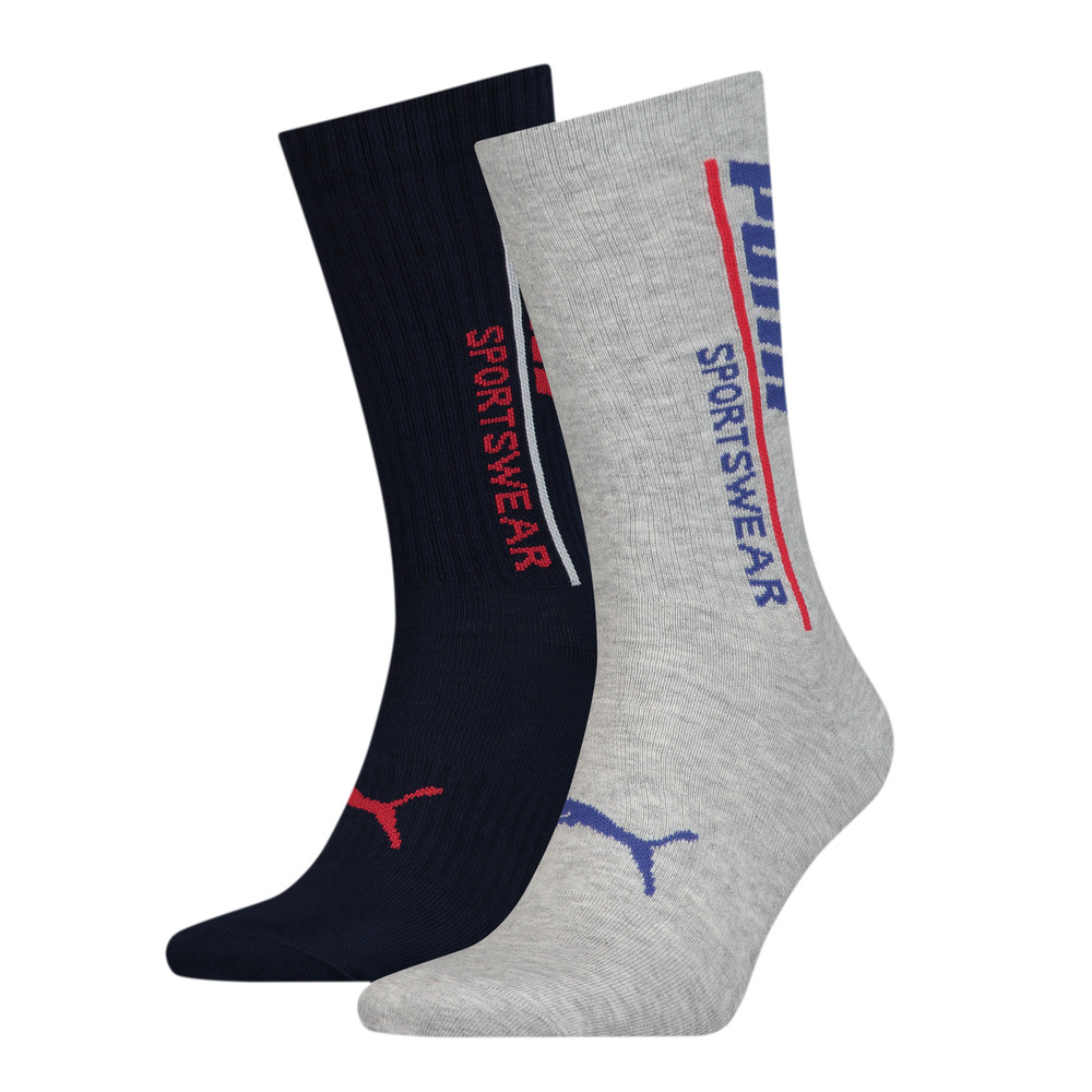 Носки PUMA Men Logo Sock 2P фото