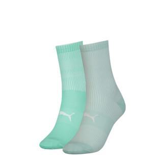 Зображення Puma Шкарпетки PUMA Sock Structure 2P WOMEN