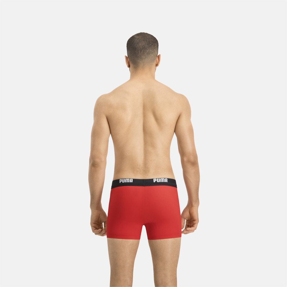 Изображение Puma Плавки PUMA Swim Men Logo Swim Trunks #2