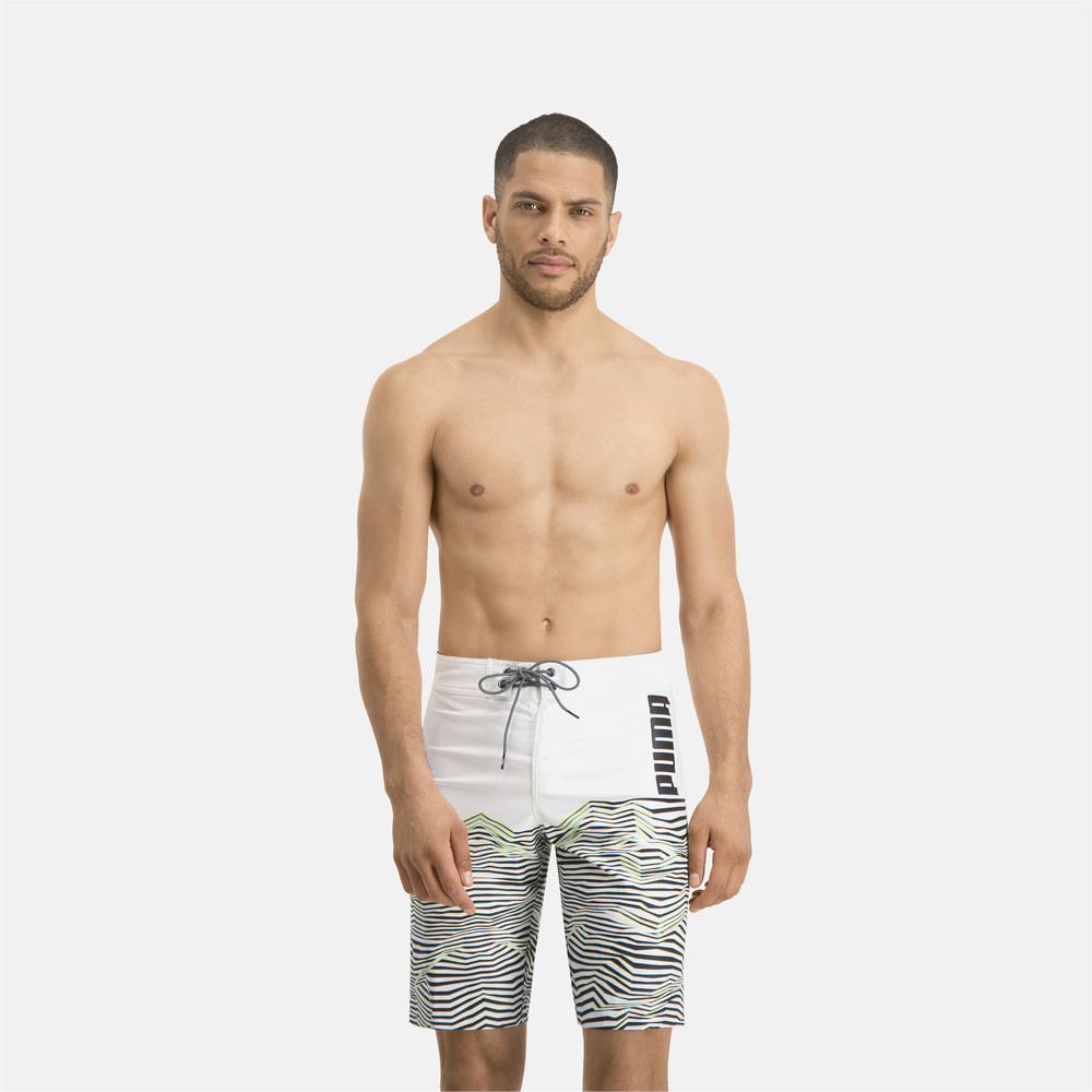 Шорты для плавания PUMA Swim Men Long Board Shorts фото