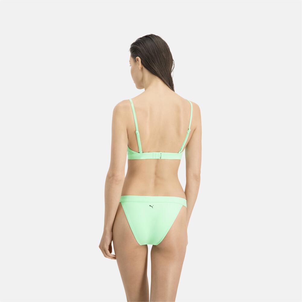 Зображення Puma Ліф для плавання PUMA Swim Women Sporty Bikini Top #2