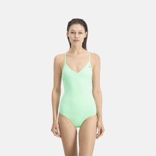 Изображение Puma Купальник PUMA Swim Women V-neck Crossback Swimsuit