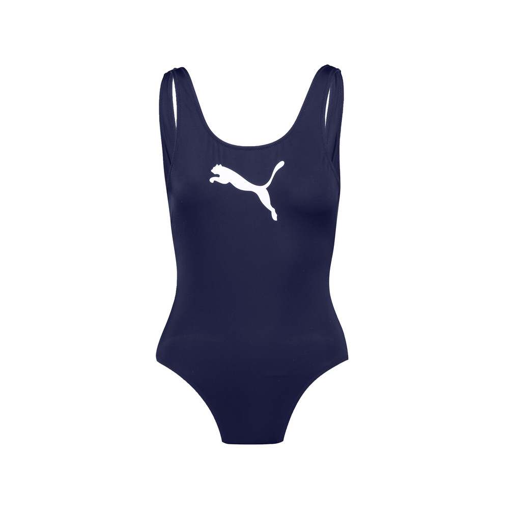 Изображение Puma Купальник PUMA Swim Women Swimsuit 1P #1
