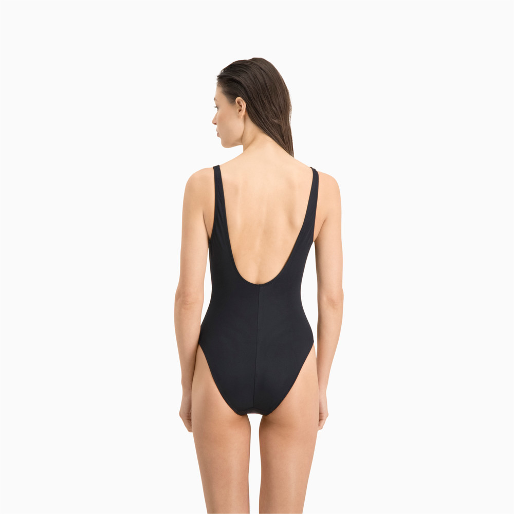 Изображение Puma Купальник PUMA Swim Women Swimsuit 1P #2