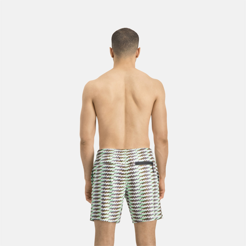 Изображение Puma Шорты для плавания PUMA Swim Men Medium Length Swim Shorts #2
