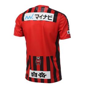 Thumbnail 2 of ロアッソ レプリカ ホーム SSシャツ, puma red, medium-JPN
