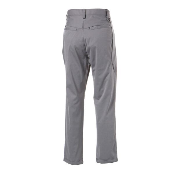 ゴルフ PUMAロゴ アンクル パンツ, Medium Gray Heather, large-JPN