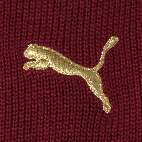 ゴルフ TB FZ ウィンド ブロック セーター, Pomegranate/Puma Black, large-JPN