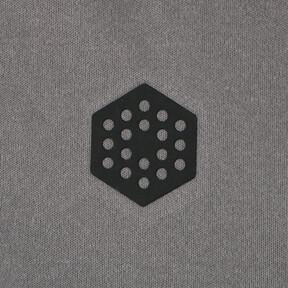 Thumbnail 7 of ゴルフ ソフトシェル エクスベント ベスト, Medium Gray Heather, medium-JPN