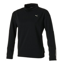 ゴルフ ウィメンズ LS モックネックシャツ
