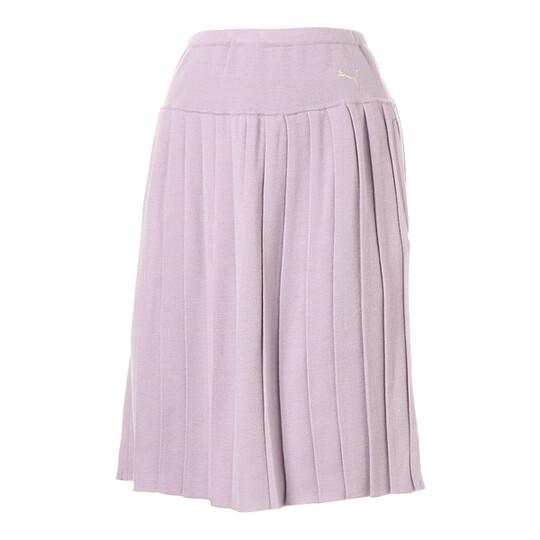 ゴルフ ウィメンズ プリーツニットスカート
