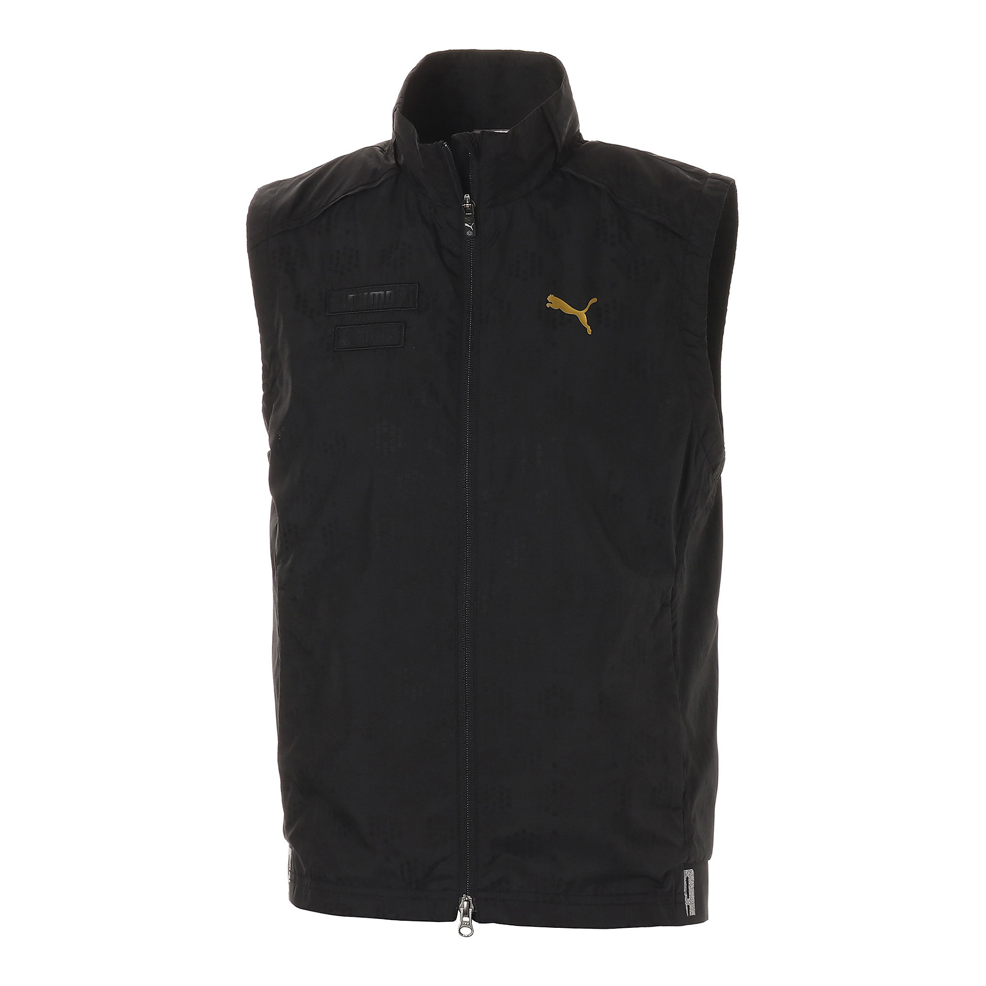 【プーマ公式通販】 プーマ ゴルフ ウィンド ベスト メンズ Puma Black |PUMA.com