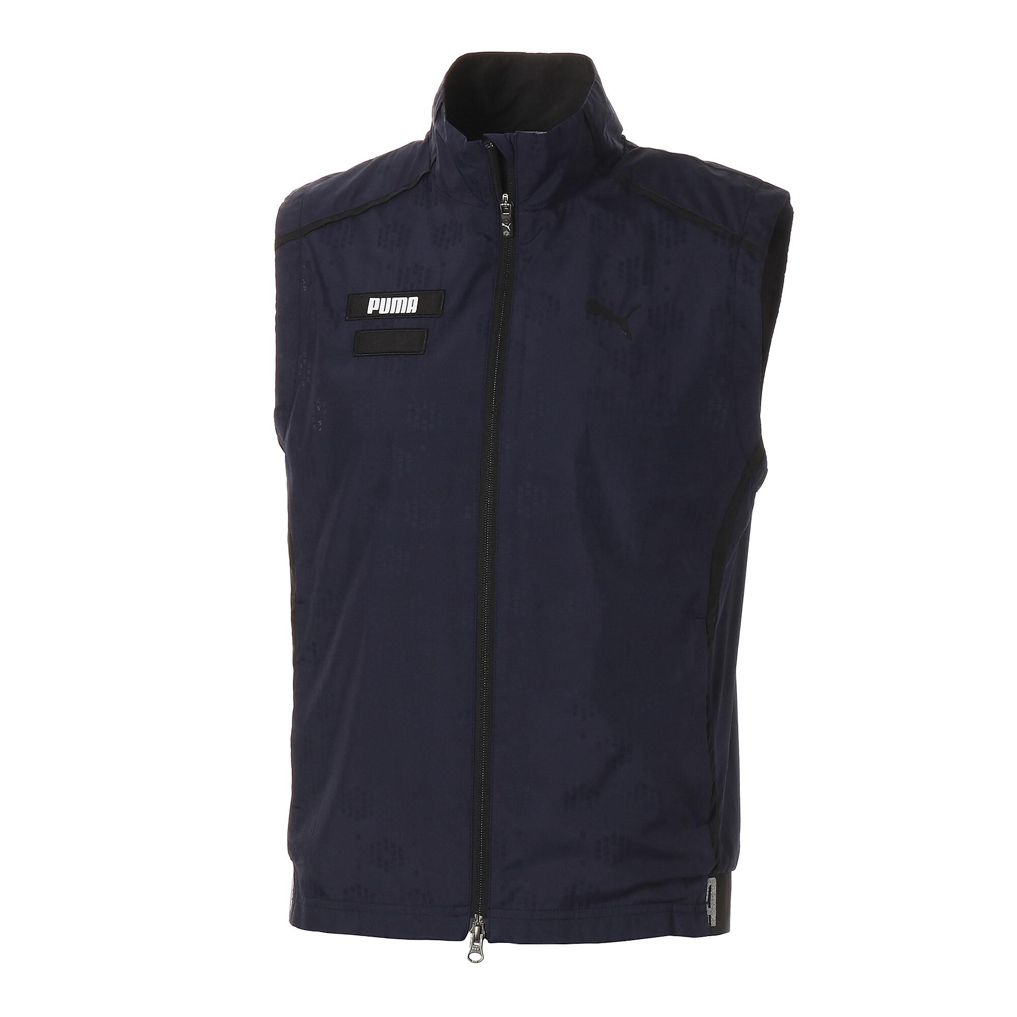 【プーマ公式通販】 プーマ ゴルフ ウィンド ベスト メンズ Peacoat |PUMA.com