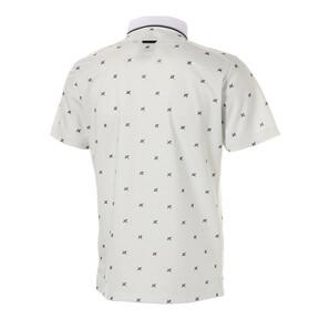 Thumbnail 2 of ゴルフ フェザーフュージョン SSポロシャツ (半袖), Bright White, medium-JPN