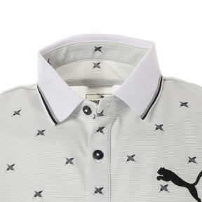 Thumbnail 6 of ゴルフ フェザーフュージョン SSポロシャツ (半袖), Bright White, medium-JPN