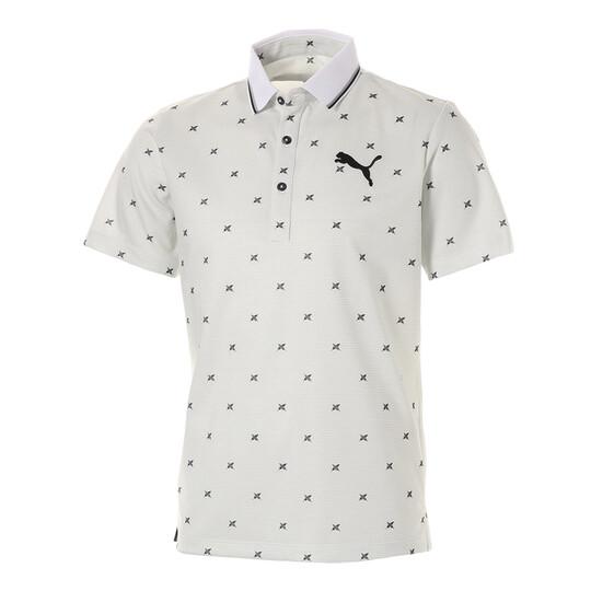 ゴルフ フェザーフュージョン SSポロシャツ