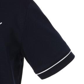 Thumbnail 4 of ゴルフ クレリック カラー SSポロシャツ (半袖), Peacoat, medium-JPN