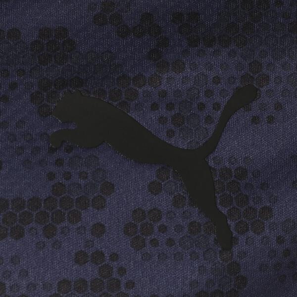 ゴルフ ハニカム カモ コア SSポロシャツ (半袖), Peacoat, large-JPN