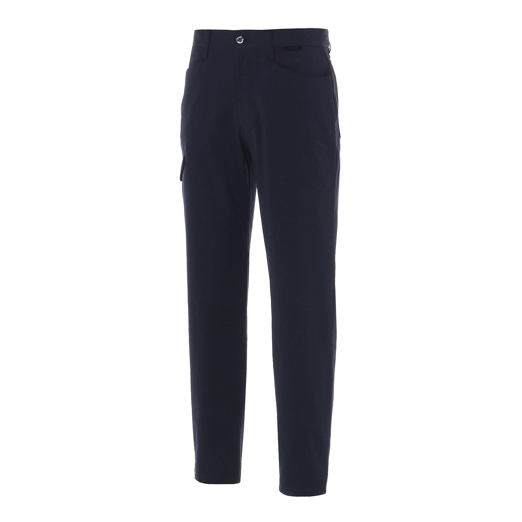 【プーマ公式通販】 プーマ ゴルフ ハイパワードビー テーパード パンツ メンズ Peacoat |PUMA.com
