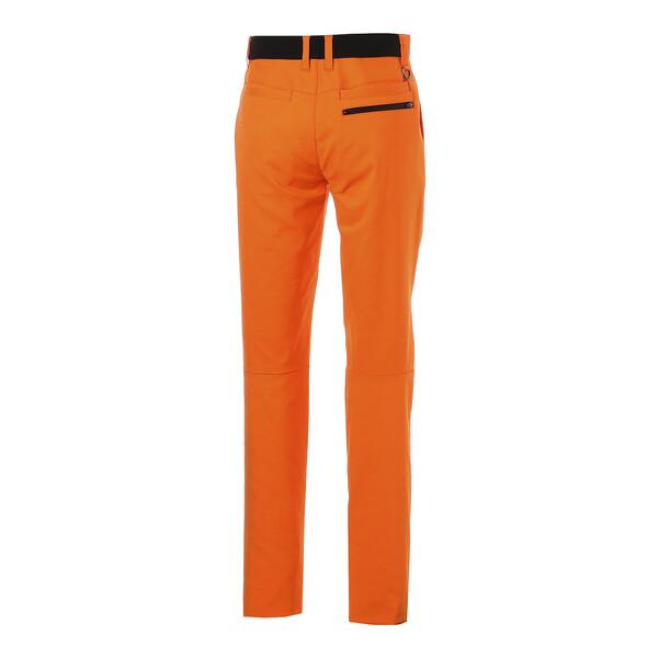 ゴルフ フュージョン 3Dテーパードパンツ, Vibrant Orange, large-JPN