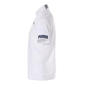 Thumbnail 3 of ゴルフ PUMA SSポロシャツ (半袖), Bright White, medium-JPN