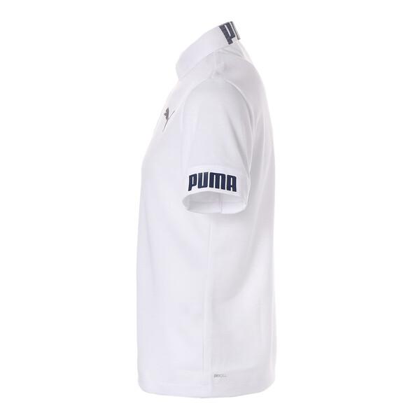 ゴルフ PUMA SSポロシャツ (半袖), Bright White, large-JPN
