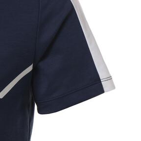 Thumbnail 4 of ゴルフ CA ショルダーパネル SSポロシャツ (半袖), Peacoat, medium-JPN