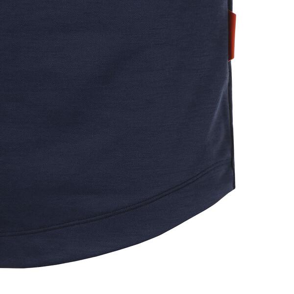 ゴルフ CA ショルダーパネル SSポロシャツ (半袖), Peacoat, large-JPN
