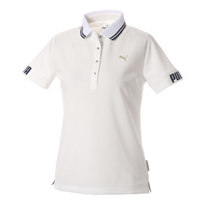 ゴルフ ウィメンズ PUMA SSポロシャツ (半袖)