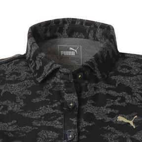 Thumbnail 6 of ゴルフ ウィメンズ カモジャカード SSポロシャツ (半袖), Puma Black, medium-JPN