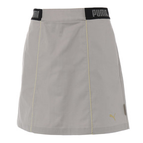 ゴルフ ウィメンズ シャンブレー スカート