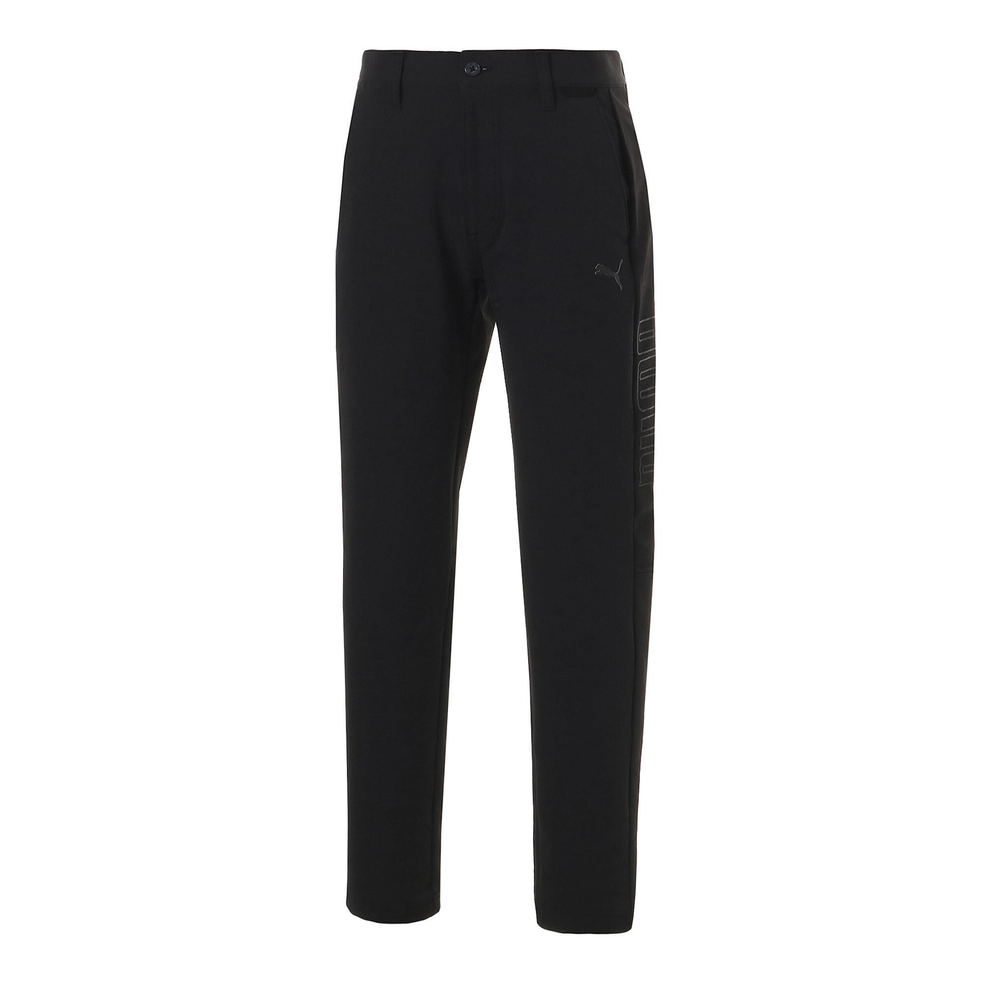 【プーマ公式通販】 ゴルフ プーマ アンクル パンツ メンズ Puma Black |PUMA.com