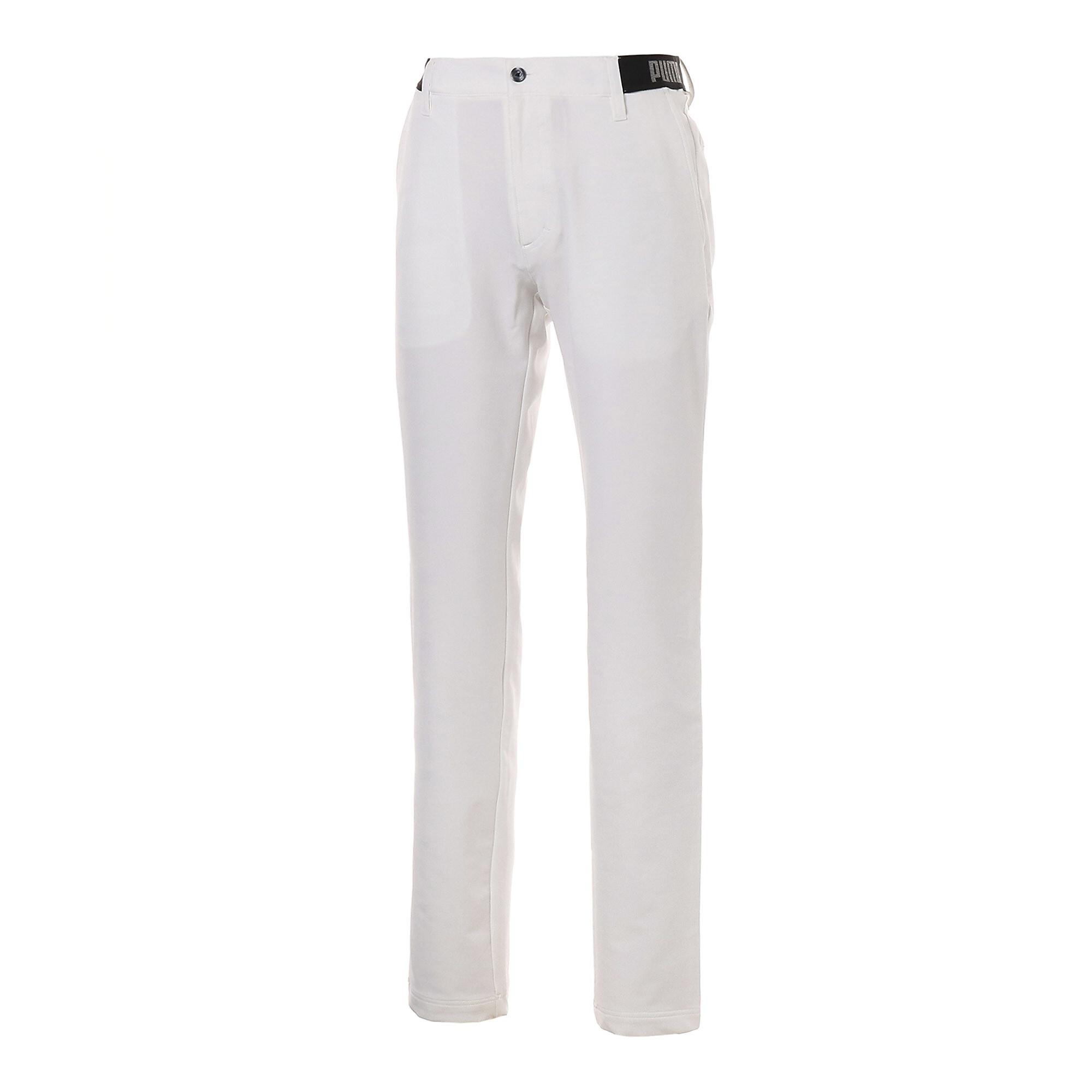 【プーマ公式通販】 プーマ ゴルフ スリム パンツ メンズ Bright White |PUMA.com