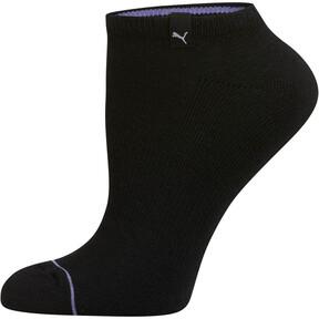 Thumbnail 3 of Women's No Show Socks (3 Pack), MD COMBO, medium