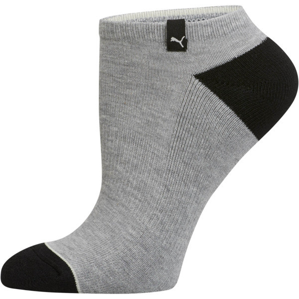 Women's No Show Socks (3 Pack), MD COMBO, large