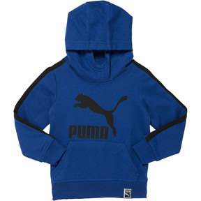 Thumbnail 1 of Boy's T7 Pullover Hoodie INF, SODALITE BLUE, medium