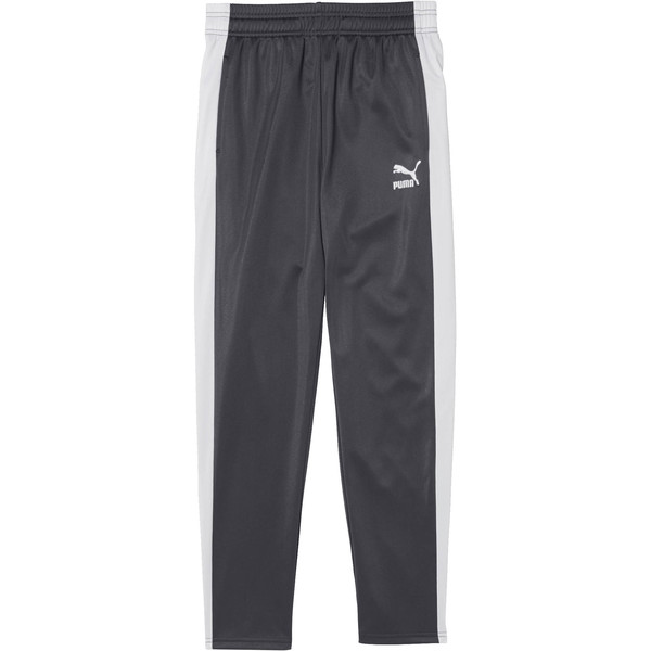 YOUTH T7 TRACK PANTS, IRON GATE, large