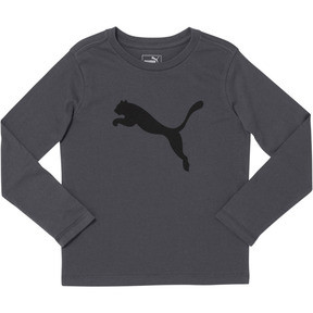 Thumbnail 1 of BIG CAT PRESCHOOL T-SHIRT, IRON GATE, medium