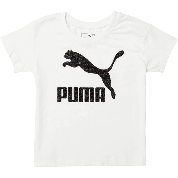 CTN JERSEY DROP SHOULDER EASY FIT TEE- INF, PUMA WHITE, large
