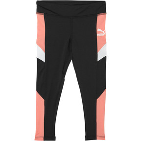 COLOR BLOCK SPANDEX LEGGING- INF
