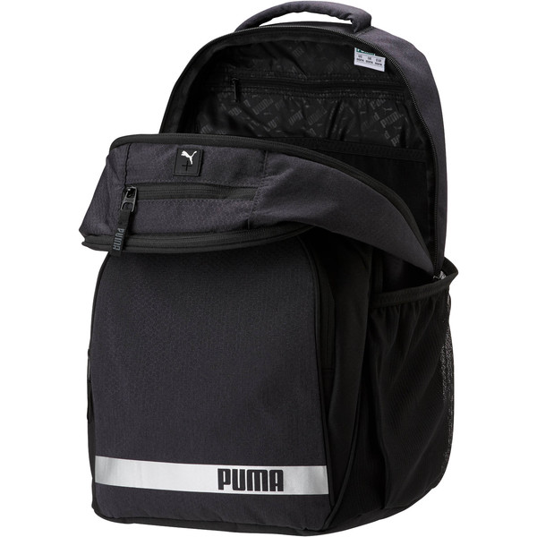 Puma Formation 2.0 Ball Backpack, Black, large