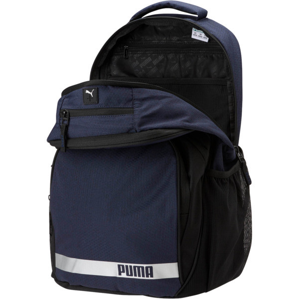 Puma Formation 2.0 Ball Backpack, Navy, large
