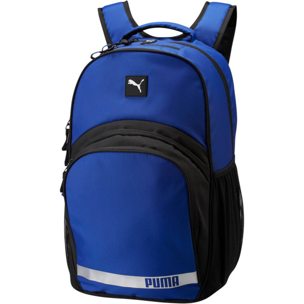 Puma Formation 2.0 Ball Backpack, Blue, large