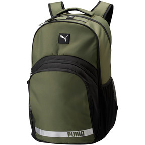 Thumbnail 1 of Puma Formation 2.0 Ball Backpack, Olive, medium